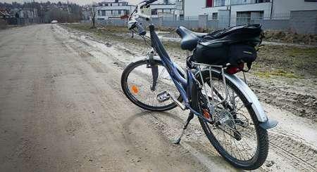 Rower gotowy do jazdy