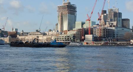Tamiza w Londynie