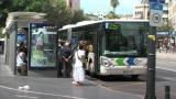 Autobus na Placa de Espana